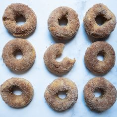 Baked apple cider donuts   Recipes   WW USA