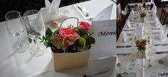 """Schluss mit den langweiligen 0815 Tischdekorationen. Lassen sie sich überraschen von unseren ausgefallenen Tischdekorationen.  Made by """"Blumenstängel by Susanne Mangold"""""""