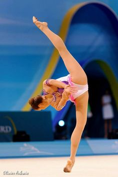 #rhythmic #gymnastics #ball