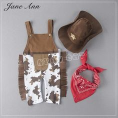 Cheap summer baby clothing, Buy Quality baby clothing directly from China cap west Suppliers: Retail Baby Boys Rompers west cowboy Summer One Piece Jumpsuits +Cap+bib Three Piece Clothing Sets Toddler Clothes Baby Boys, Baby Boy Cowboy, Baby Kostüm, Kids Boys, Boys Cowboy Costume, Baby Halloween Costumes For Boys, Boy Costumes, Halloween Clothes, Scary Costumes