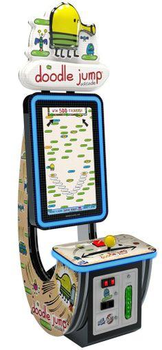 Doodle Jump - Arcade Game