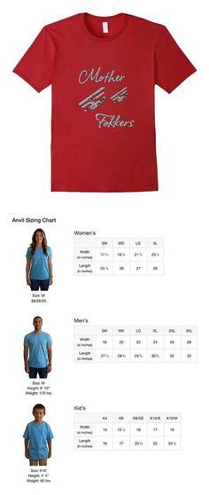 $19.95 - Mother Fokkers | Aviation T-Shirt | Funny Pilot Shirt Light Men Cranberry #dolceegabbana