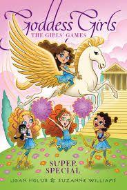 goddess girls - Google Search