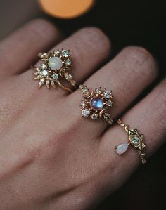 WORDS N QUOTES — Stunning Fine Jewelry Inspired by Space Sofia...