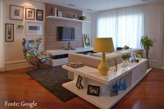 aparador p usar como costas do sofá - Pesquisa Google