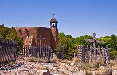 Santa Fe New Mexico Artists | El Rancho de Las Golondrinas