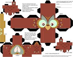 Free Printable Owl - Bing Images