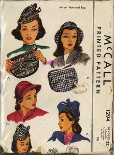 Vintage - McCall pattern #1294