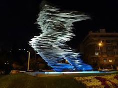 the runner sculpture athens - Google Search