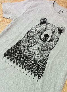 bearlife T-shirt GREY