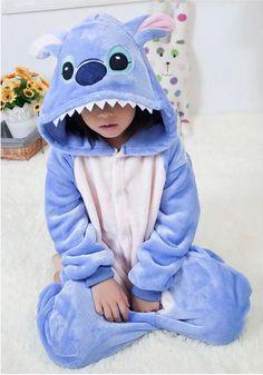 64479999 Kids Kigurumi Animal Cosplay Costume Onesi126 Pajamas christmas  cosplaySleepwear#Animal#Cosplay#Kids Pijamas
