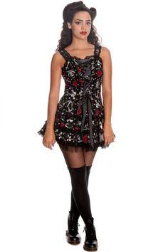 Hell Bunny Gothic Rockabilly Black Pearl Skull, Rose & Anchor Print Dress (S) Hell Bunny,http://www.amazon.com/dp/B00EA879AM/ref=cm_sw_r_pi_dp_JDQSsb0C03HW1HVG