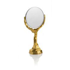 Rock Vanity Mirror