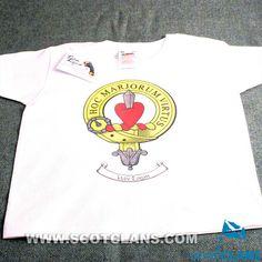 Logan Clan Crest Childs T Shirt