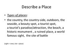 image result for descriptive writing my favourite place writing descriptive essay