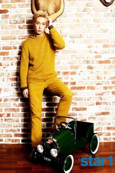 him chan - @ Star1 Magazine September Issue 13