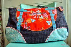 Claudis Atelier: Schnabelina-Bag (Medium)...