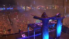 Armin van Buuren presents Gaia live at EDC Las Vegas 2016 Armin Van Buuren, Leiden, Tomorrowland Belgium, Alison Wonderland, Edc Las Vegas, Swedish House Mafia, Alesso, Trance Music, Best Dj