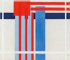 Frantisek Kupka  Ensemble Statique (Oil on canvas 73  95 cm) 1934
