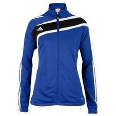 adidas womens soccer jackets