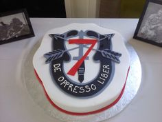 United States Army Special Forces themed cake Source by cakesbykasarda Retirement Cakes, Retirement Parties, Military Cake, Party Themes, Theme Parties, Cakes For Women, United States Army, Cupcake Cakes, Cupcakes