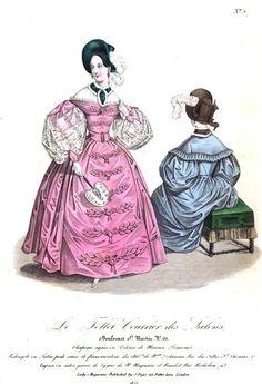 The Ladies Magazine, 1834