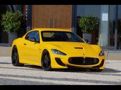 2011 Novitec Tridente Maserati Gran Turismo MC Stradale