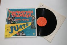 1971 The Manhattan Transfer JUKIN Vinyl 33 rpm Album With Cover And Record Capitol Record Label Capitol Records, Any Music, Music Library, Manhattan, Vintage Items, Label, Etsy Shop, Cool Stuff, Cover