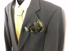Austin Reed Mens Sport Coat 42L Pure Virgin Wool Gray Houndstooth 2 Button EUC #AustinReed #TwoButton