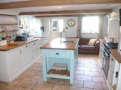 """Love this Kitchen, it was featured on """"Escape To The Country"""""""
