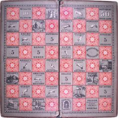 The Checkered Game of Life board game was created by Milton Bradley in the early Life Board Game, Old Board Games, Vintage Board Games, Game Boards, Fun Games, Games For Kids, Parlor Games, Modern Games, Ticket To Ride
