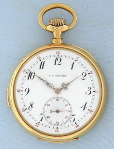 b6ac8b182fd Bogoff Antique Pocket Watches Audemars Piguet Minute Repeater - Bogoff  Antique Pocket Watch   6744. geraldo · Relógios