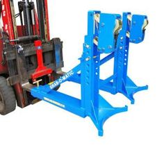 Akber Ali & Sons is providing a complete range of drum handler by Grab-o-Matic.
