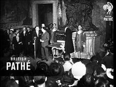 Madam Peron In Italy AKA Eva Peron Interview Rome (1947)