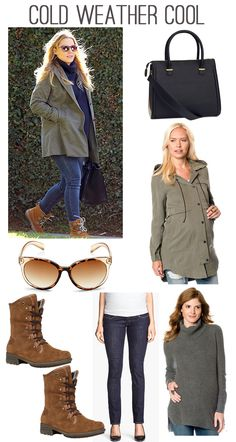 One Mama, Four Looks: Kristen Bell's Maternity Style