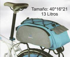 Alforja Para Bicicleta