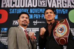 "Pacquiao Vs Vargas Here it comes our filipino pride Manny ""Pacman"" Pacquiao with it's opponent Vargas, this is the latest fight. Boxing Manny Pacquiao, Pacquiao Vs, Manny Pacman, Sports Betting, Boxing News, Cristiano, Jessie, Betting Forum, Baseball Cards"
