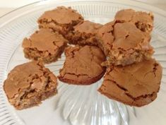 Low-Nickel Diet - I Hate Nickel butterscotch blondies ( I'm going to sub the flour & sugar & we'll see how it is!)