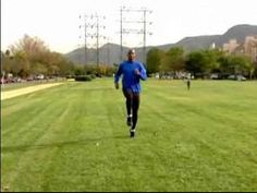 Track & Field Drills : How to do Strides for Track & Field - YouTube