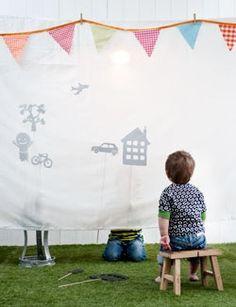 DIY crafts kids games