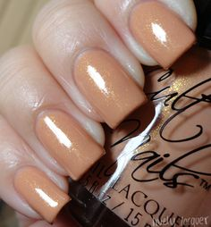#CultNails #JointheCult Cult Nails Baker, Lively Lacquer