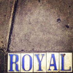 But we'll never be royals? #royal #Nola #street #neworleans #frenchquarter #trip #weekend #travel by timmeh10