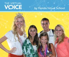 Get to know FLVS students pursuing their passions through our Student Spotlight posts on The Virtual Voice, a Florida Virtual School blog