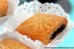 recette de makrout, gateaux algeriens