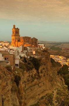 Visit Arcos de la Frontera, Spain. #spain #travel #ricksteves #bestspain