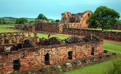 Ruinas Jesuiticas.