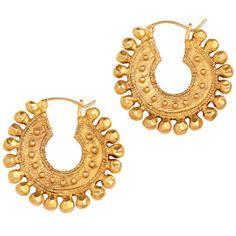 Persian Imperial Earrings - Earrings - Jewelry - The Met Store