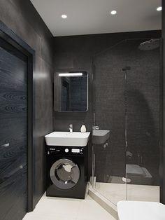 Apartment bathroom layout master bath Ideas for 2019 Diy Bathroom Vanity, Small Bathroom Vanities, Bathroom Layout, Bathroom Colors, Modern Bathroom, Bathroom Ideas, Vanity Sink, Shower Mirror, Bathroom Plans