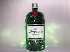Bottle Lamps, London Dry Gin, Liquor Bottles, Bar, Free, Amazon, Amazons, Riding Habit