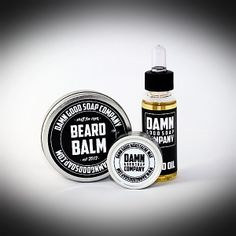 Love the smell of this epic beard stuff :)